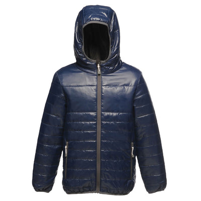 Navy Children's Thermal Jacket TRA454 Regatta