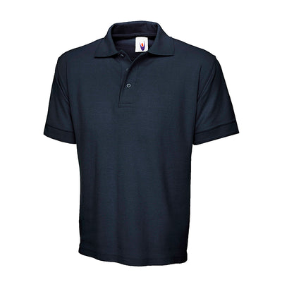 Uneek UC104 Ultimate Cotton Polo Shirt Navy