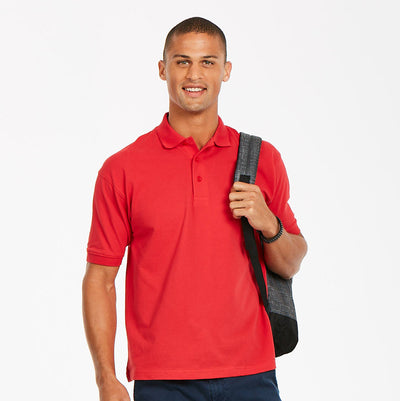 Uneek UC112 Cotton Rich Polo Shirt