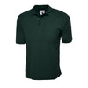 Uneek UC112 Cotton Rich Polo Shirt Bottle Green