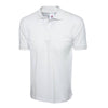 Uneek UC112 Cotton Rich Polo Shirt White