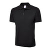 Uneek UC124 Olympic Polo Shirt Black