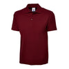 Uneek UC124 Olympic Polo Shirt Maroon