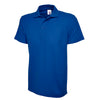 Uneek UC124 Olympic Polo Shirt Royal