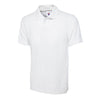 Uneek UC124 Olympic Polo Shirt White
