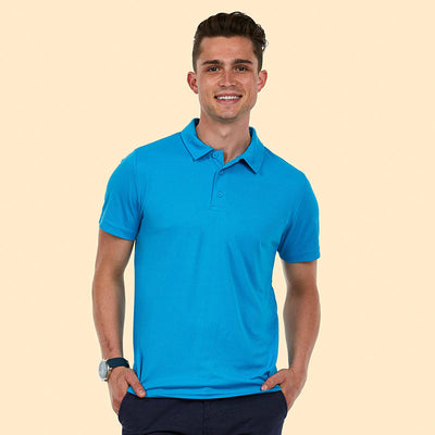 Uneek UC125 Mens Ultra Cool Polo Shirt