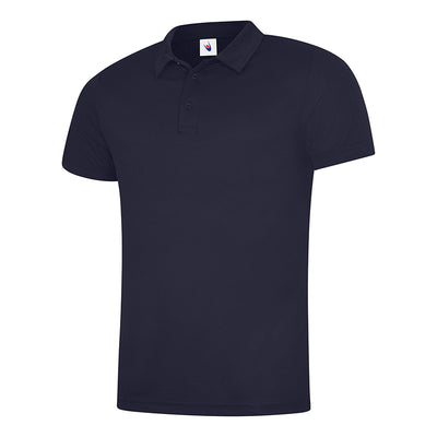 Uneek UC125 Mens Ultra Cool Polo Shirt Navy
