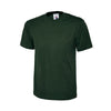Uneek UC301 Classic T-Shirt Bottle Green