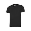 Uneek UC317 Classic V Neck T-shirt Black