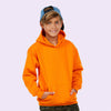 Uneek UC503 Childrens Hooded Sweatshirt
