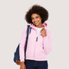 Uneek UC505 Ladies Classic Full Zip Hooded