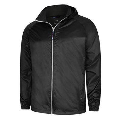 Uneek UC630 Active Jacket Black / Grey