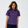 Uneek UC712 Ladies Poplin Half Sleeve Shirt