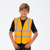 Uneek UC806 Childrens Hi-Viz Waist Coat