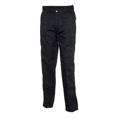 Uneek UC902 Cargo Trouser Black
