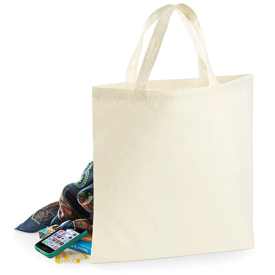 Westford Mill W100 Budget Promo Bag for Life Natural