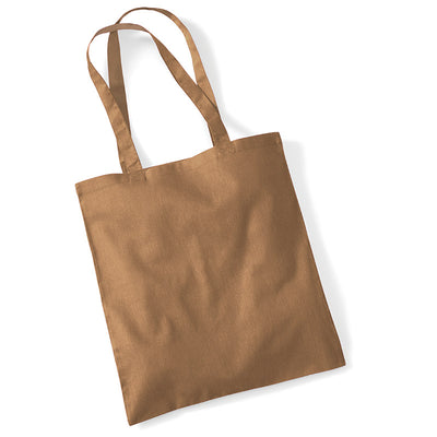 Westford Mill W101 Bag for Life Long Handles Caramel