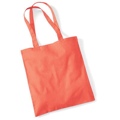 Westford Mill W101 Bag for Life Long Handles Coral