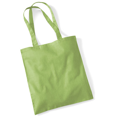 Westford Mill W101 Bag for Life Long Handles Kiwi