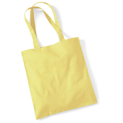 Westford Mill W101 Bag for Life Long Handles Lemon