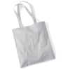 Westford Mill W101 Bag for Life Long Handles Light Grey