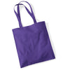 Westford Mill W101 Bag for Life Long Handles Purple