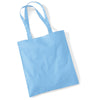 Westford Mill W101 Bag for Life Long Handles Sky Blue