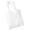 Westford Mill W101 Bag for Life Long Handles White