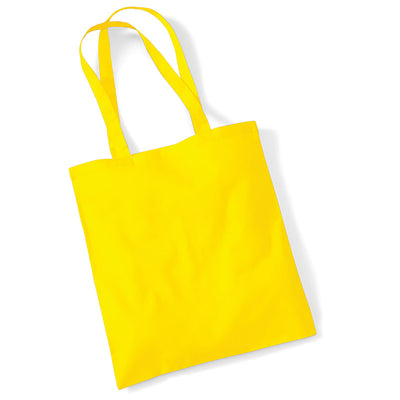 Westford Mill W101 Bag for Life Long Handles Yellow