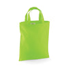 Westford Mill W104 Mini Bag for Life Lime Green