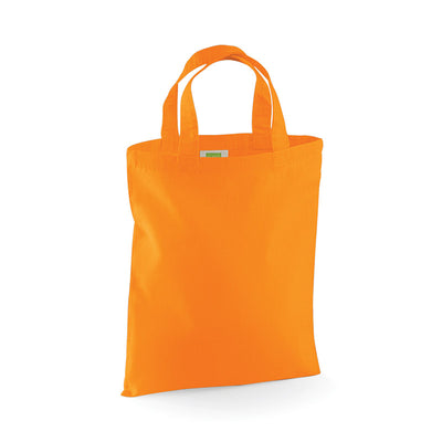 Westford Mill W104 Mini Bag for Life Orange