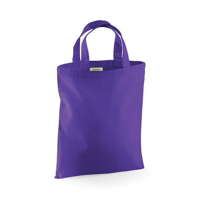 Westford Mill W104 Mini Bag for Life Purple