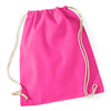 Westford Mill W110 Cotton Gymsac Fuchsia