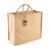 Westford Mill W408 Jute Jumbo Shopper Natural