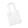 Westford Mill W801 EarthAware Organic Bag for Life White