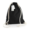 Westford Mill W810 EarthAware Organic Gymsac Black