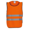 Yoko Hi Vis Adult Tabard Sports Bib Vest Hi-Vis Orange