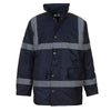 Yoko Security Jacket Hi Vis Waterproof Windproof Coat