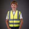 Childrens Hi Vis Vest Yellow