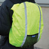 Yoko Hi Vis Reflective Waterproof Bag Cover Hi-Vis Yellow