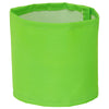 Yoko Hi Vis Waterproof Arm Band For Cycling, Running etc Lime