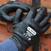Skytec ARGON XTRA Thermal Gloves PVC Coated Safety