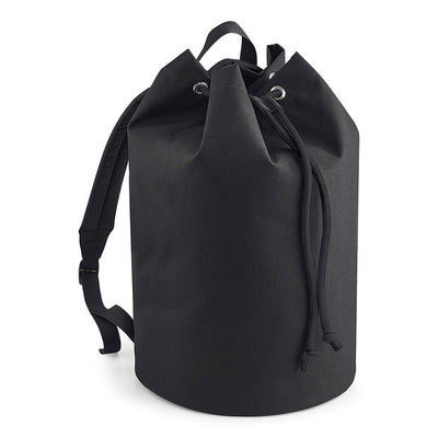 BagBase Original Drawstring Backpack Black