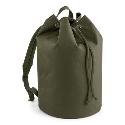 BagBase Original Drawstring Backpack Military Green