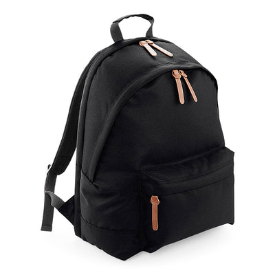BagBase BG265 Campus Laptop Backpack Black