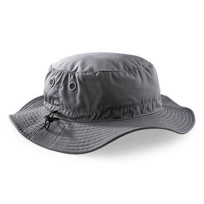 Beechfield Cargo Bucket Hat Graphite Grey