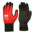 Skytec BETA 1 Red Nitrile Super Light Safety Gloves