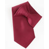 Yoko Clip On Tie Security, Doormen, Funerals etc Burgundy