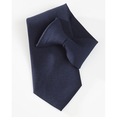 Yoko Clip On Tie Security, Doormen, Funerals etc Navy
