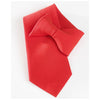 Yoko Clip On Tie Security, Doormen, Funerals etc Red